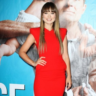 Olivia Wilde - The Change-Up Los Angeles Premiere