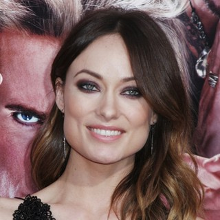 Olivia Wilde in Los Angeles Premiere of The Incredible Burt Wonderstone