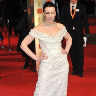 Olivia Williams in Orange British Academy Film Awards 2012 - Arrivals