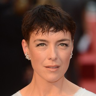 Olivia Williams in The Premiere of Anna Karenina