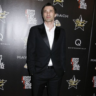 Olivier Martinez in 3rd Annual Pre-Oscar Hollywood Domino Gala