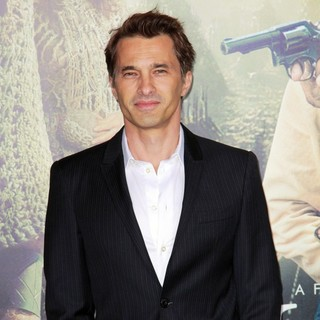 Olivier Martinez in The Cloud Atlas Los Angeles Premiere