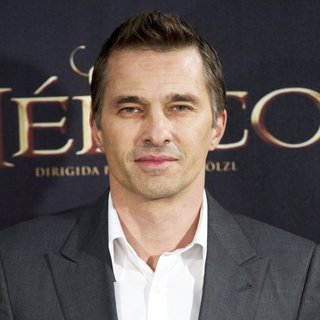 Olivier Martinez in The Physician Premiere