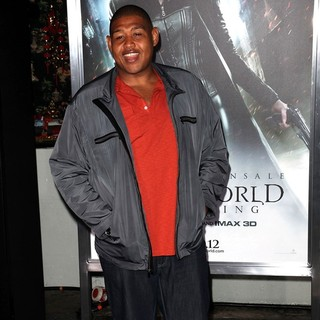 Omar Benson Miller in Premiere of Screen Gems' Underworld: Awakening - Arrivals