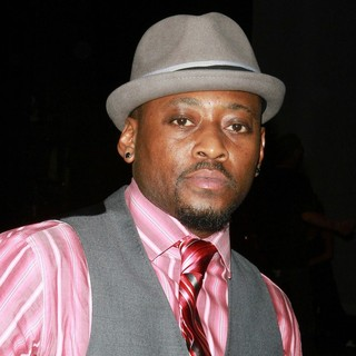 Omar Epps in Millennium Dance Complex Presents The Experience