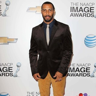 Omari Hardwick in The 44th NAACP Image Awards