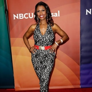 Omarosa in NBC Universal's 2013 Winter TCA Tour - Day 1