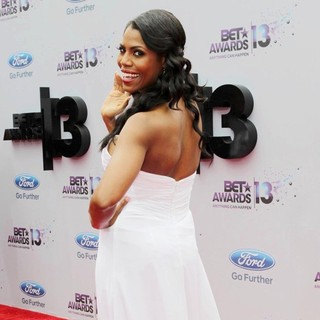 Omarosa in The 2013 BET Awards - Arrivals