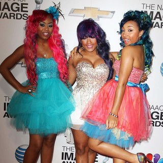 OMG Girlz in The 44th NAACP Image Awards