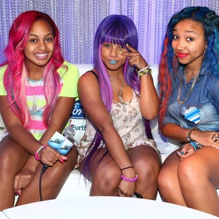 OMG Girlz in The BET Awards 2012 - Ford Hot Spot - Day 3