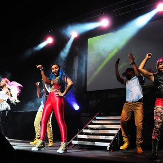 OMG Girlz in OMG Girlz Perform Scream Tour with The Next Generation Pt. 2