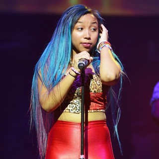 Bahja Rodriguez, OMG Girlz in OMG Girlz Perform Scream Tour with The Next Generation Pt. 2