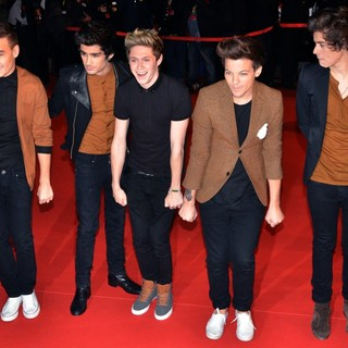One Direction in 2013 NRJ Music Awards - Arrivals