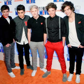 One Direction in Big Time Movie New York Premiere - Arrivals
