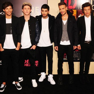 One Direction in One Direction: This Is Us New York Premiere - Arrivals