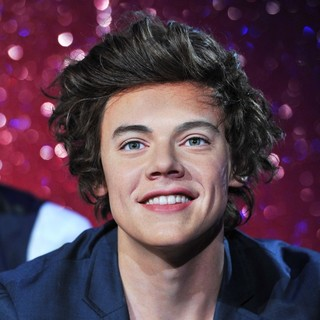Harry Styles in Wax Figures of One Direction Revealed - one-direction-wax-04