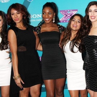 1432 in FOX's The X Factor Finalists Party - Arrivals