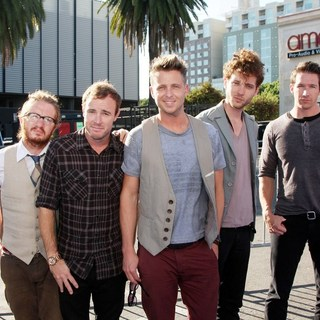 OneRepublic in 2011 Do Something Awards - Arrivals