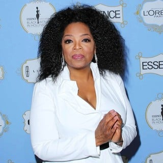 Oprah Winfrey in 6th Annual Essence Black Women in Hollywood Luncheon