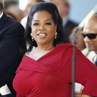 Oprah Winfrey in Oprah Winfrey Delivers The Commencement Speech at Harvard University's 362nd Graduation Ceremony