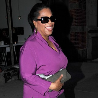 Oprah Winfrey Leaving ABC Kitchen Restaurant