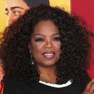 Oprah Winfrey - New York Premiere of The Hundred-Foot Journey - Arrivals