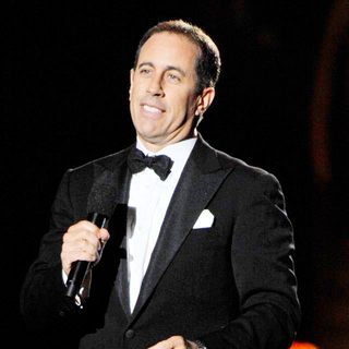 Jerry Seinfeld in Jerry Seinfeld During Surprise Oprah A Farewell Spectacular