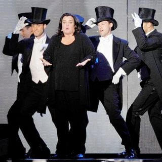 Rosie O'Donnell in Rosie O'Donnell During Surprise Oprah A Farewell Spectacular