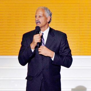Stedman Graham in Stedman Graham During Surprise Oprah A Farewell Spectacular