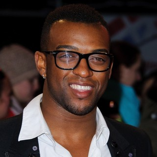 Oritse Williams, JLS in The Premiere of The Twilight Saga's Breaking Dawn Part II - Arrivals