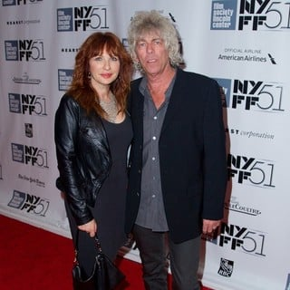 Joan Orloff, Greg Orloff in The 51st New York Film Festival - Inside Llewyn Davis Premiere - Arrivals