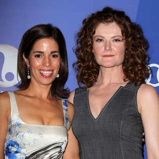 Ana Ortiz, Rebecca Wisocky in Variety's 5th Annual Power of Women Event