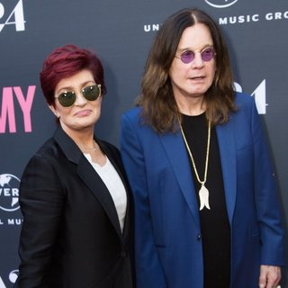 Ozzy Osbourne - Amy Premiere - Arrivals