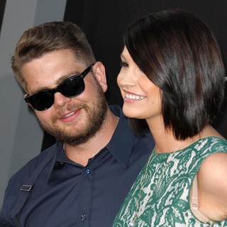 Jack Osbourne, Lisa Stelly in Los Angeles Premiere of Total Recall