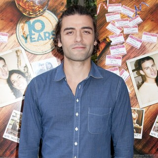 10 Years Brunch Reunion Event - Arrivals - oscar-isaac-10-years-brunch-reunion-event-01