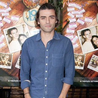 Oscar Isaac in 10 Years Brunch Reunion Event - Arrivals