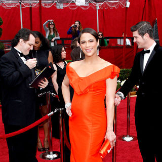 Paula Patton in The 82nd Annual Academy Awards (Oscars) - Arrivals