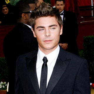 Zac Efron in The 82nd Annual Academy Awards (Oscars) - Arrivals