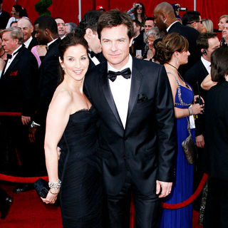 Jason Bateman, Amanda Anka in The 82nd Annual Academy Awards (Oscars) - Arrivals