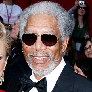 Morgan Freeman in The 82nd Annual Academy Awards (Oscars) - Arrivals
