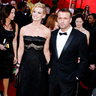 Faith Hill, Tim McGraw in The 82nd Annual Academy Awards (Oscars) - Arrivals