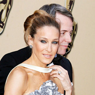 Sarah Jessica Parker, Matthew Broderick in The 82nd Annual Academy Awards (Oscars) - Arrivals
