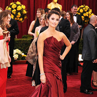 Penelope Cruz in The 82nd Annual Academy Awards (Oscars) - Arrivals