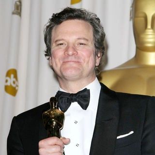 Colin Firth in 83rd Annual Academy Awards (Oscars) - Press Room