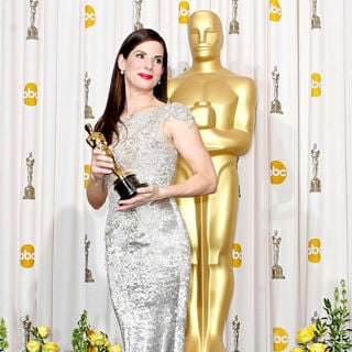 Sandra Bullock in The 82nd Annual Academy Awards (Oscars) - Press Room