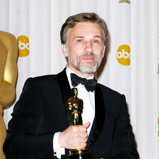 Christoph Waltz in The 82nd Annual Academy Awards (Oscars) - Press Room
