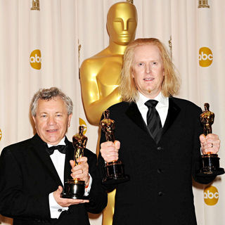 Ray Beckett, Paul N.J. Ottosson in The 82nd Annual Academy Awards (Oscars) - Press Room