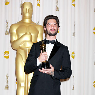 Ryan Bingham in The 82nd Annual Academy Awards (Oscars) - Press Room
