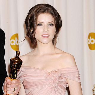 Anna Kendrick in The 82nd Annual Academy Awards (Oscars) - Press Room