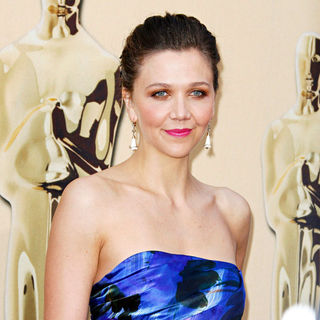 Maggie Gyllenhaal in The 82nd Annual Academy Awards (Oscars) - Arrivals